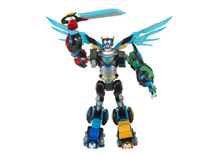 Voltron Combined - Posed (1)