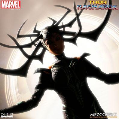 Mezco: One:12 Marvel Ragnarok Hela Available for Preorder