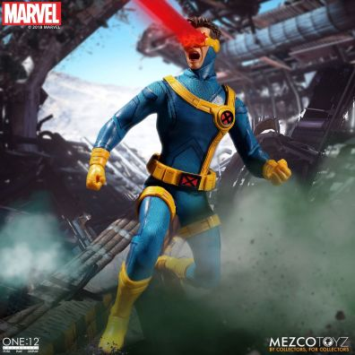 Mezco: One:12 Marvel Cyclops Available for Preorder