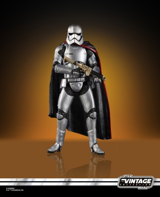Star Wars The Vintage Collection Phasma Figure (2)