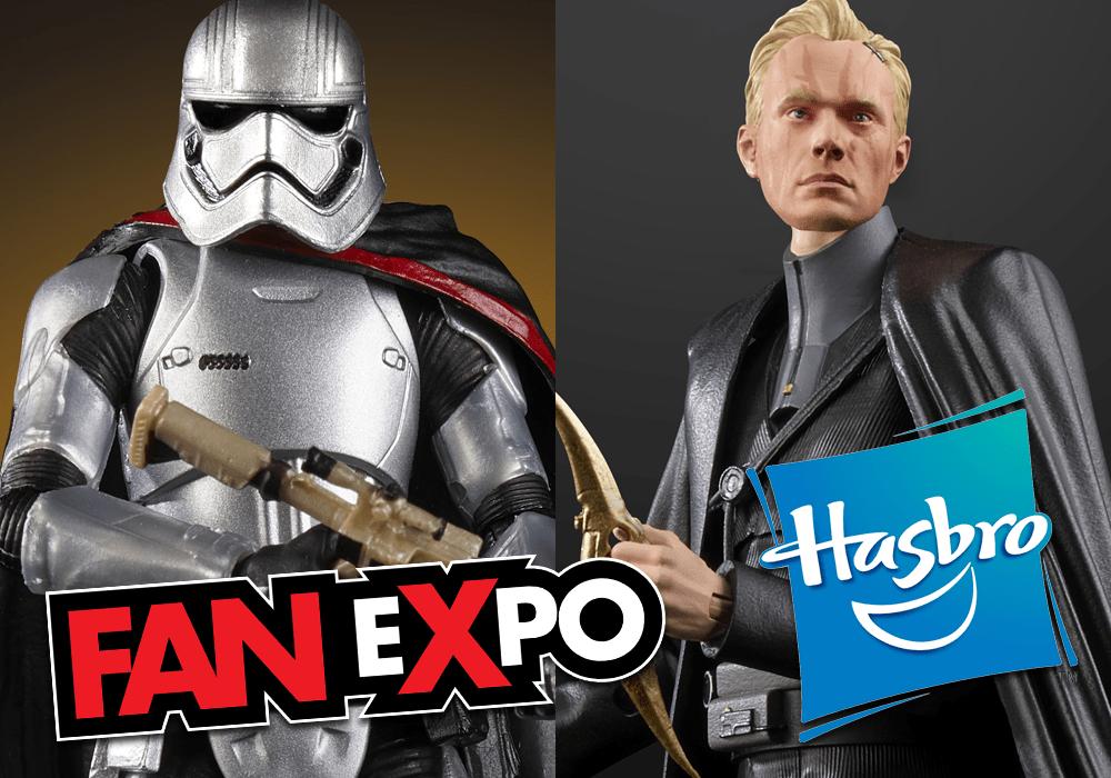 Hasbro: Star Wars 6-Inch Dryden Vos and Vintage Phasma Revealed