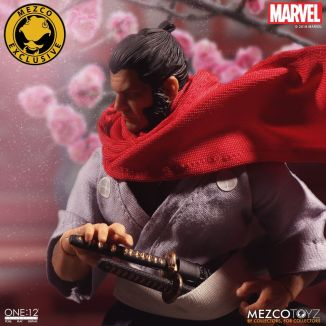 Mezco: One:12 Marvel 5 Ronin Wolverine NYCC Exclusive