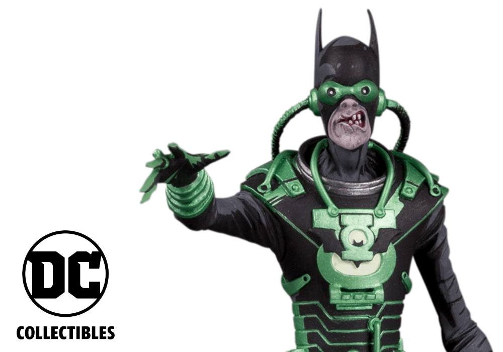 DC Collectibles: Dark Nights Metal Statue Line Revealed