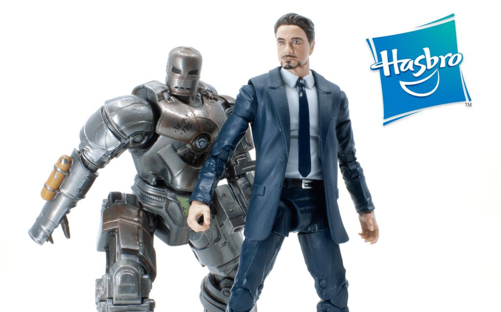 Marvel Legends MCU 10th Anniversary Tony Stark & Iron Man Mark 1 Review