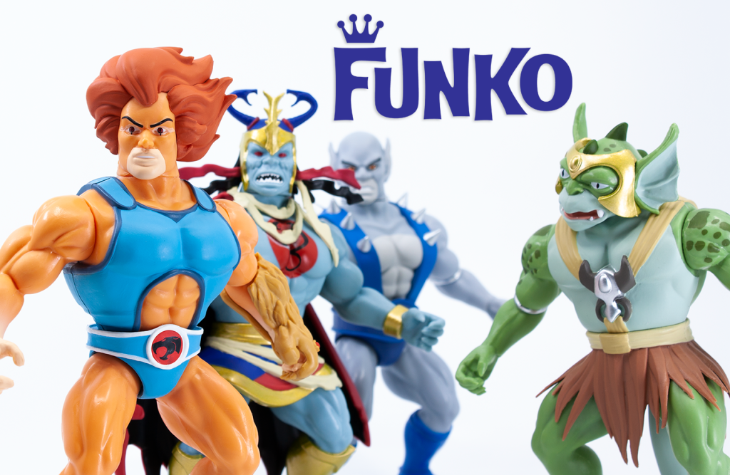 Funko Savage Savage World ThunderCats Wave 1 Review