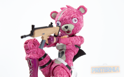 McFarlane Toys Fortnite 7-inch Cuddle Team Leader Review
