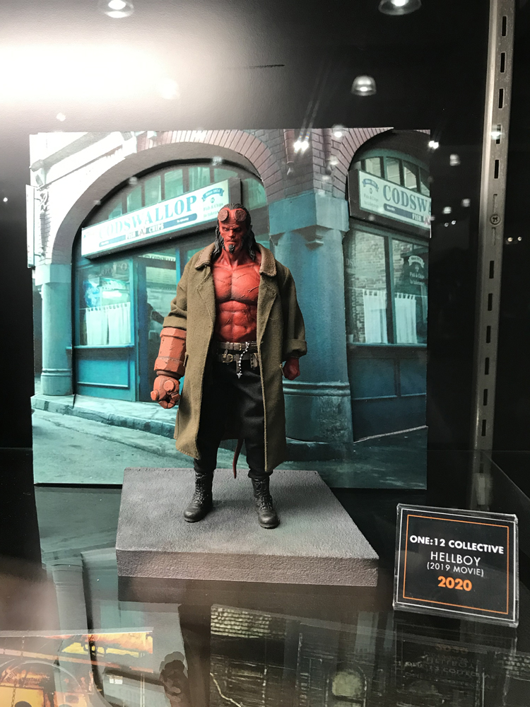 "Toy Fair 2019: Mezco Toyz Debuts their ""Five Point"" Line Along With Many One:12 Reveals"
