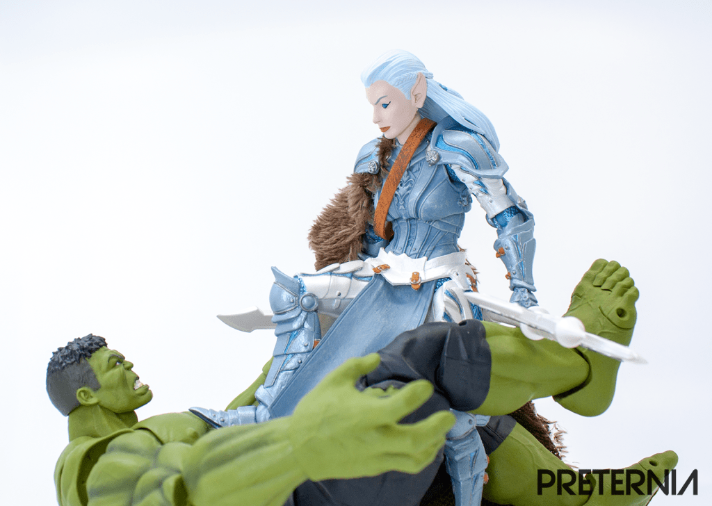 Mythic Mondays: Mythic Legions Soul Spiller – Thallyn Frostbow