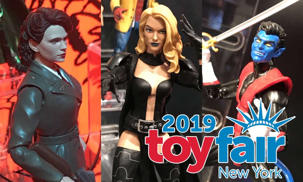 Toy Fair 2019: Hasbro's Marvel Legends Show No Sign of Slowing Down