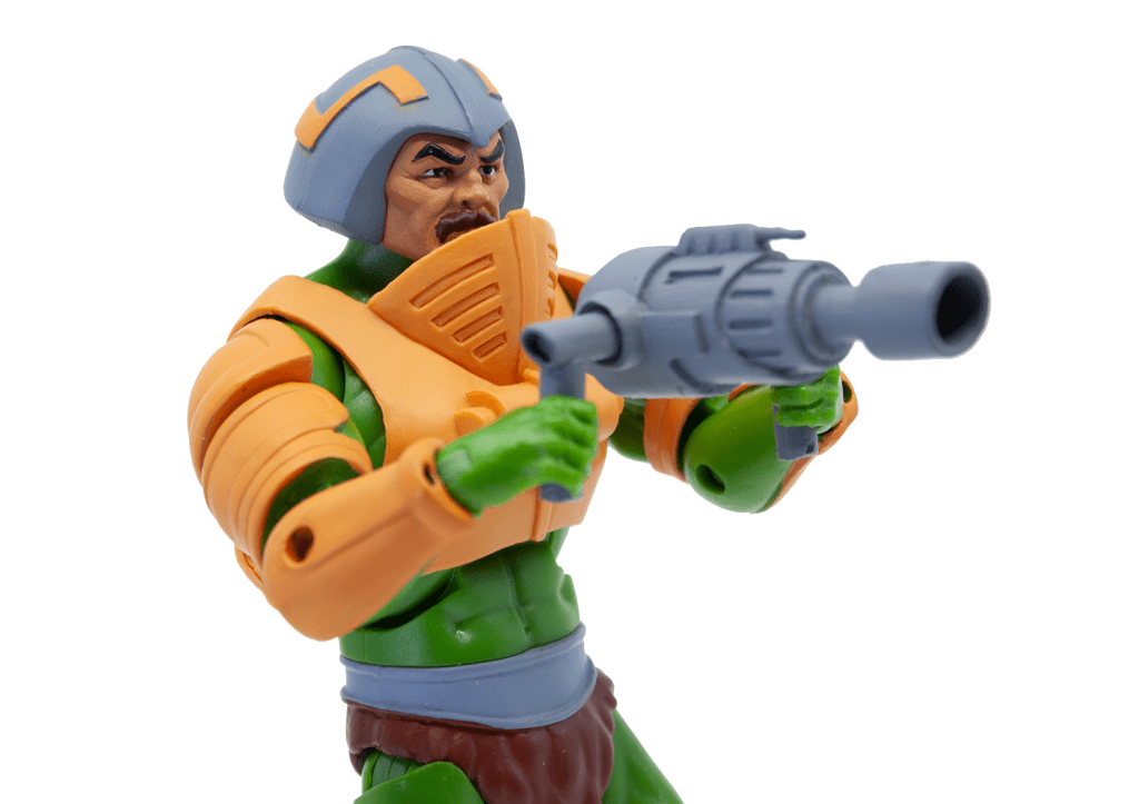 MOTUC Masters of the Universe Classics Postmortem #4: Filmation Man-At-Arms (2018)