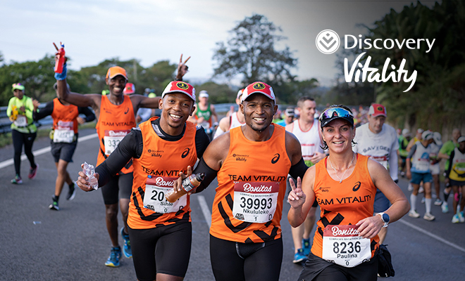Vitality Run Series