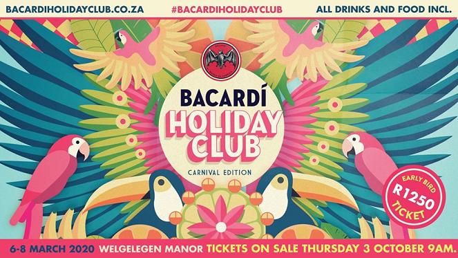 Bacardi Holiday Club