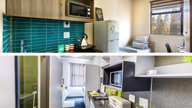 student accommodation pretoria