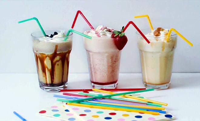 milkshakes pretoria