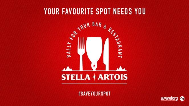 Stella Artois_#SaveYourSpot