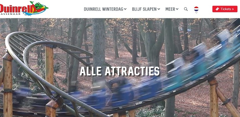 Duinrell attracties