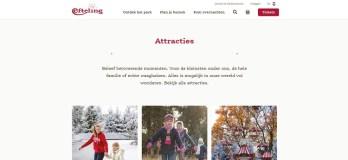 Populaire Efteling attracties