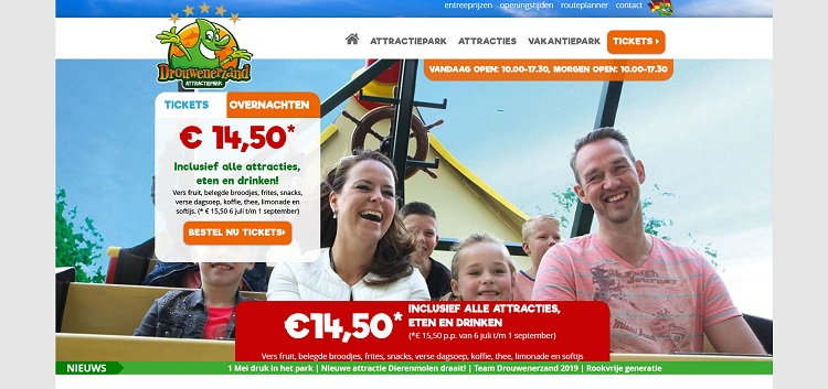 Pretparken Drenthe