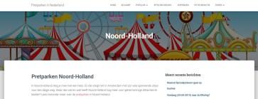 Pretparken Noord-Holland