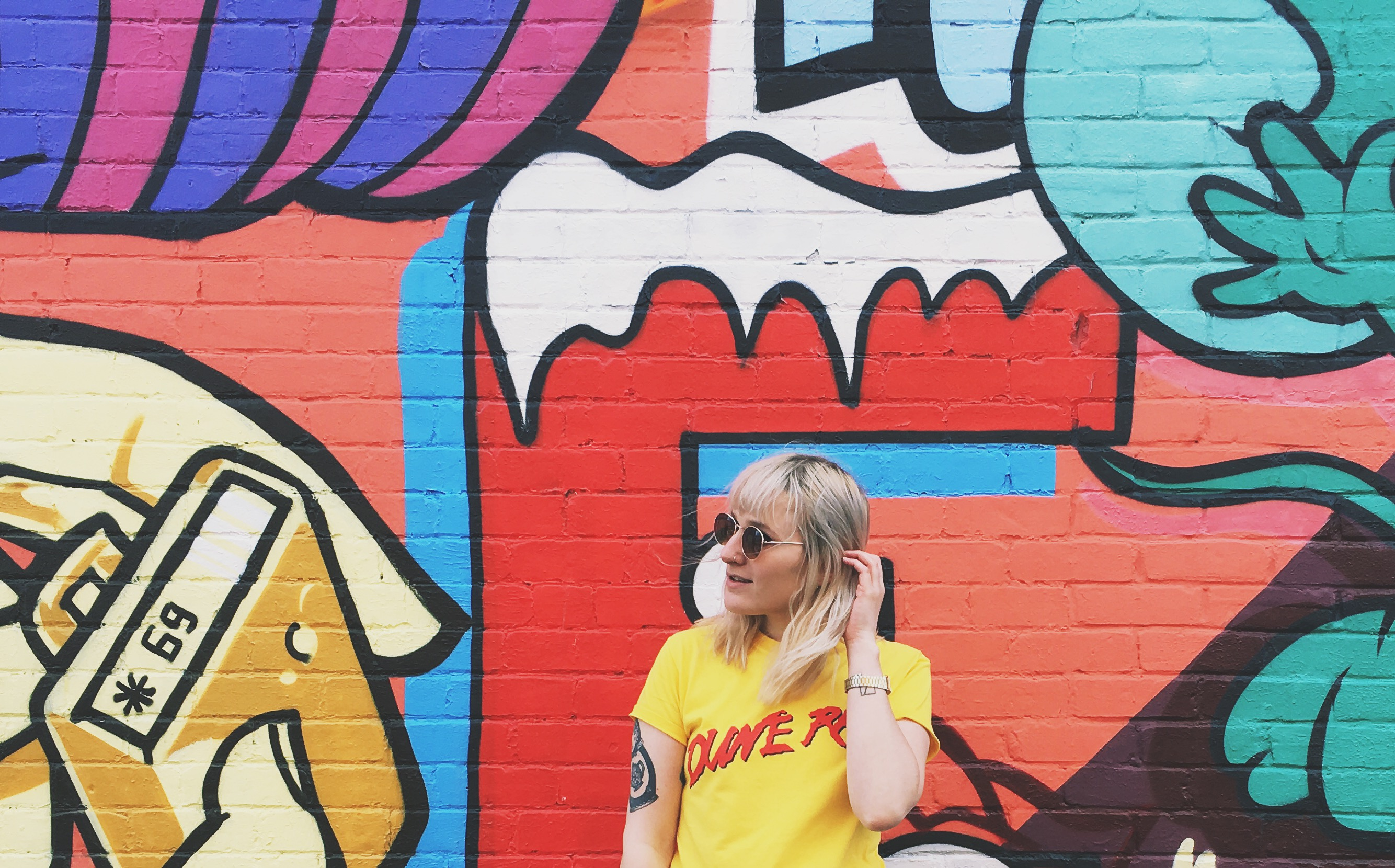 the YELLOW obsession
