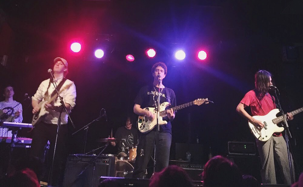 Beach Fossils, October 14, Lee's Palace