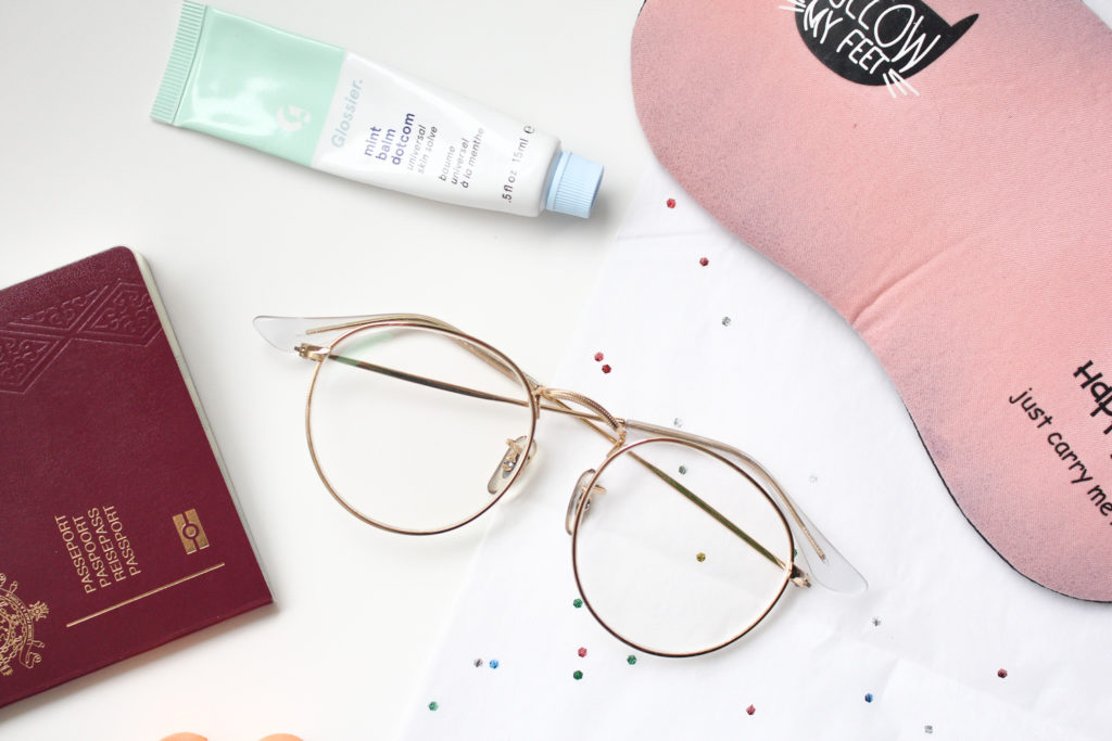 travel essentials | prettynaive