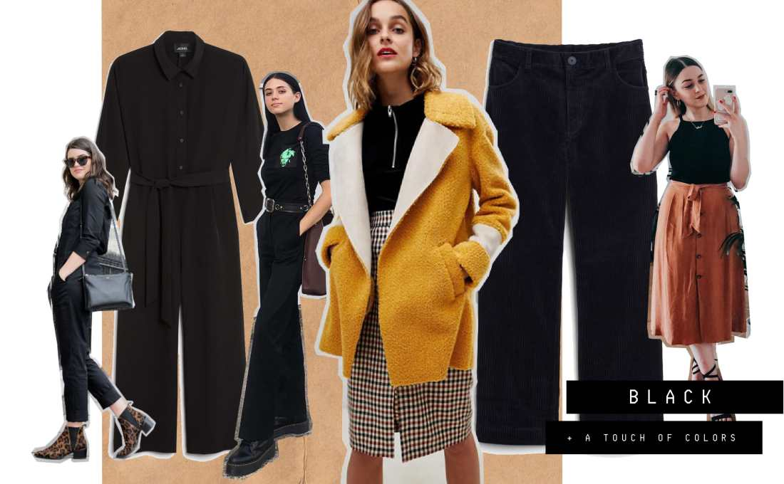 pretty naive | Trends I'm looking forward to... Black with a touch of colours