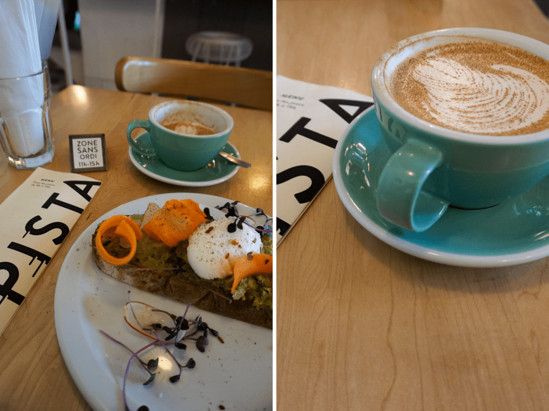 pretty naive | There's something about Montreal (Cafe Pista)