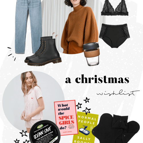 pretty naive | a christmas wishlist 2018