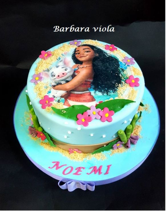 CIALDA OCEANIA PER Torta  Pretty Party