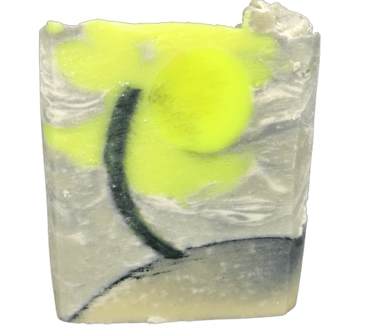 soap with a tree