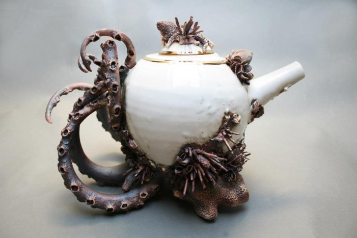 Teapot by Mary O'Malley