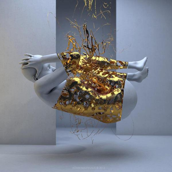 Materialized, Adam Martinakis