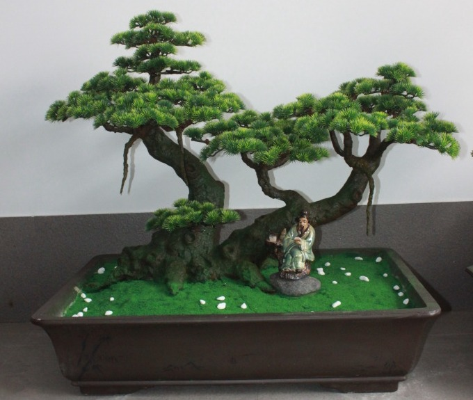 Artificial Bonsai Trees Perfect For Home Decor