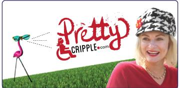 Pretty Cripple Logo