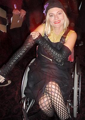 Magdalena at Morrisey Show January 19, 2013 Port Chester, NY