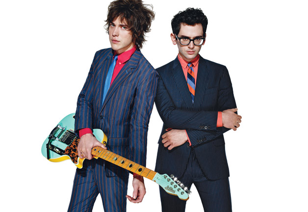 MGMT photo op