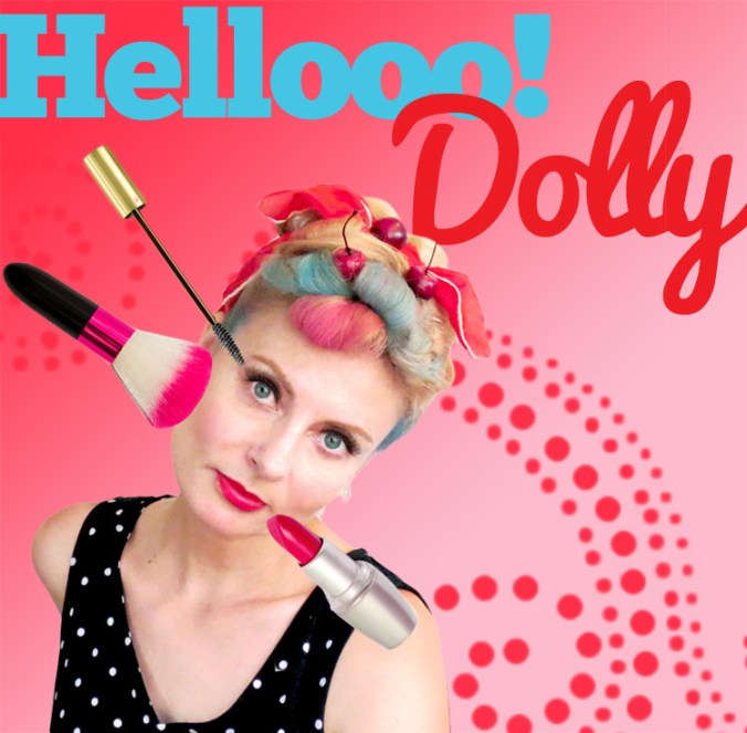 Hello Dolly - Dress up like a human doll