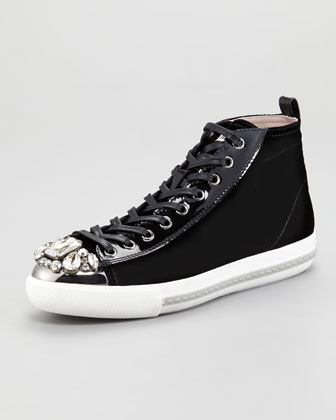 Miu Miu Jewel Sneakers