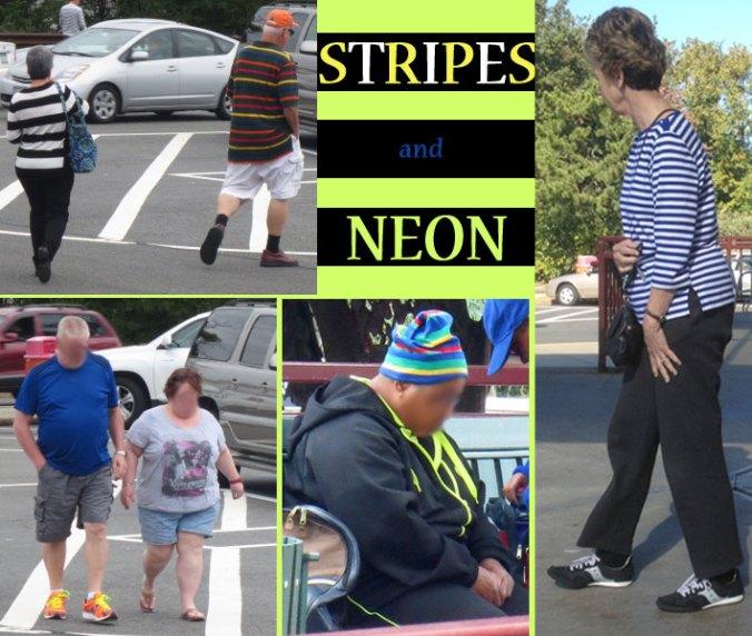 NJ Parkway Fashion People