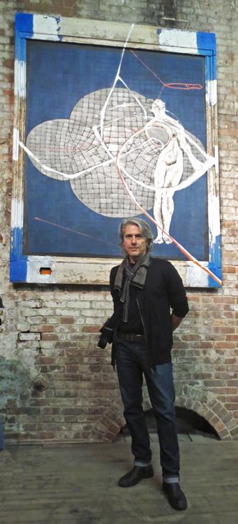 Artist Nelson Diaz