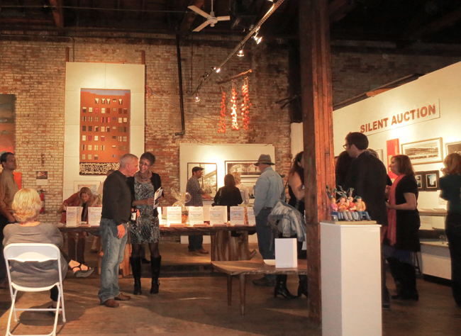 DyeWorks Gallery at GAGA