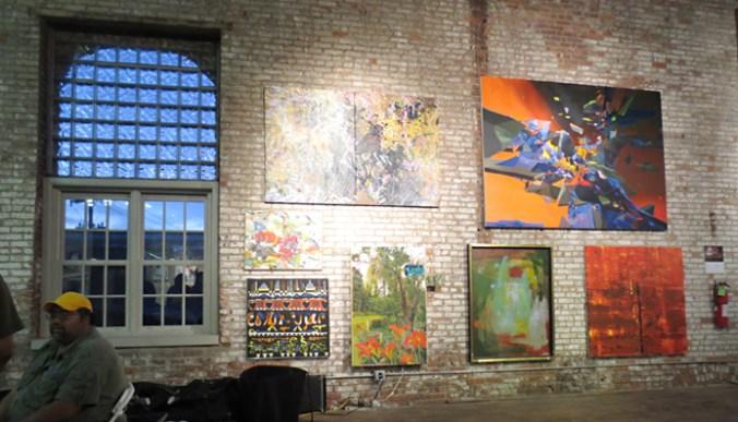 GAGA Resurrection gallery event 1