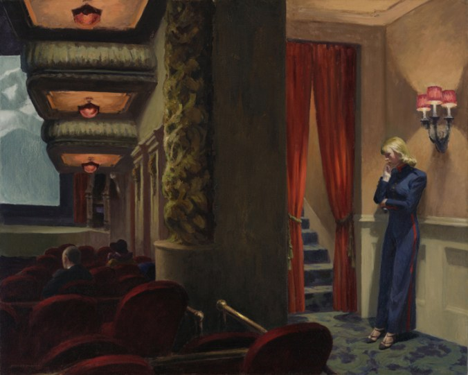 NY Movie Edward Hopper
