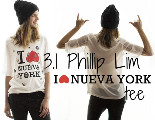 Phillip-Lim-I-Love-Nueva-York-Tee