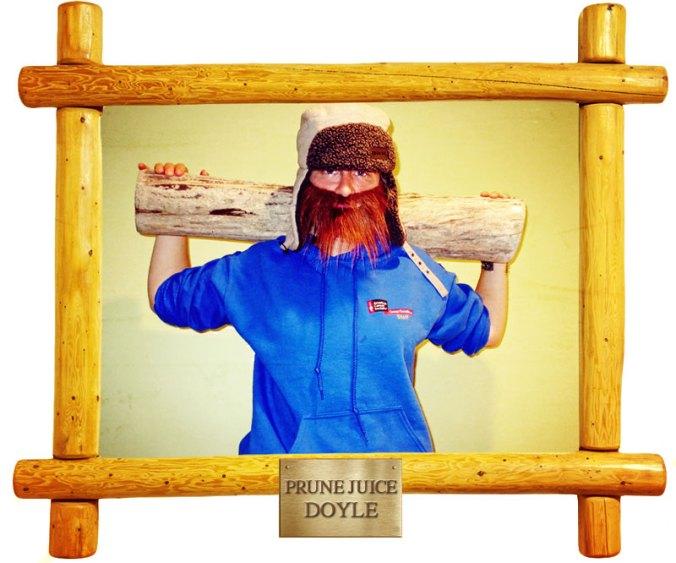 Serial killer lumberjack jill woman with beard