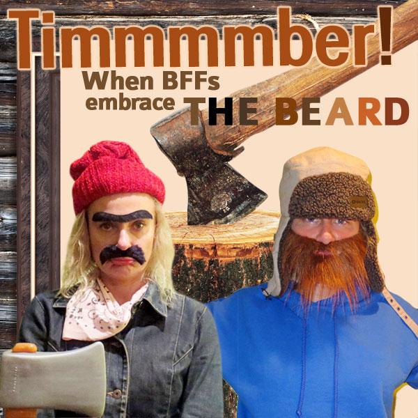 Bearded women - Hipster Beard Trends - Moustache trends