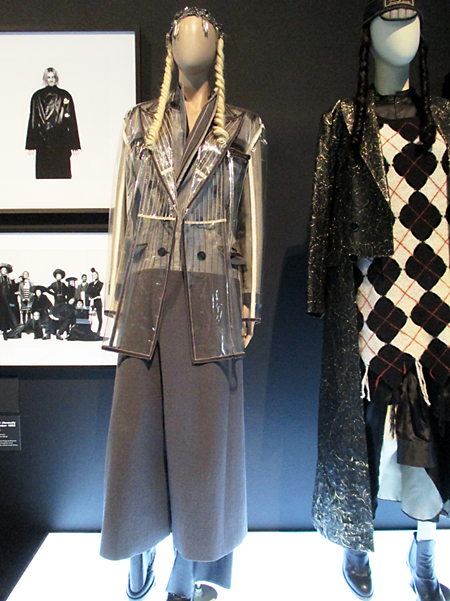 Chic Rabbis Gaultier exhibit
