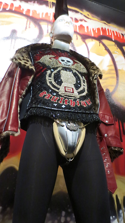 Rock Star collection Codpiece Gaultier