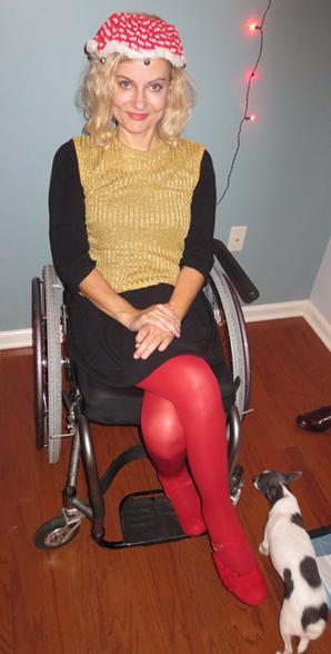 Chi Mihara shoes on Pretty Cripple.
